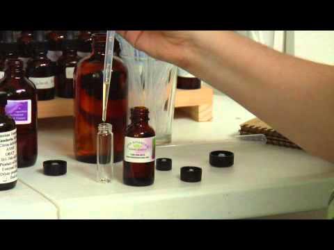 How to Make Homemade Perfume Oil
