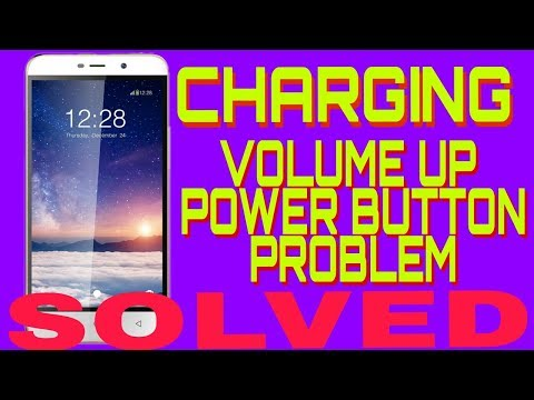 Chargeing , volum up and power bottom problems in cool pad note 3 lite