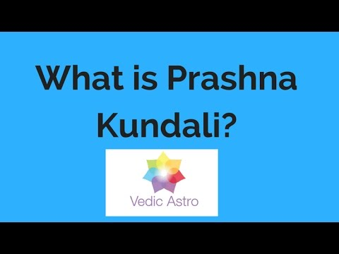 What Is Prashana Kundli? When We Should Use Prashna Kundli? [Live]