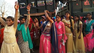 Part 2  Arjun R Meda   Nagin Female Dance   New Timli   Marriage Dance  Narmada cancel  Adivasi Song