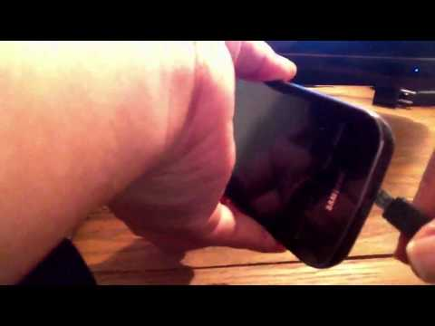 How to put SAMSUNG galaxy s II in download mode