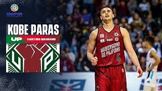 Best Of Kobe Paras UP UAAP 82 MB Round 1