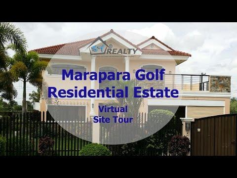 BACOLOD PHILIPPINES HOUSE FOR SALE Marapara Golf Estates Virtual House Tour