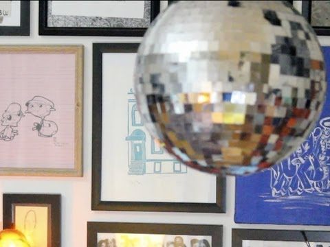 How-to make a Disco Ball