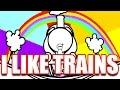 I Like Trains Asdfmovie Song