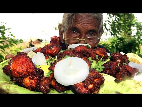 Chicken Lollipop Recipe By My Granny Mastanamma