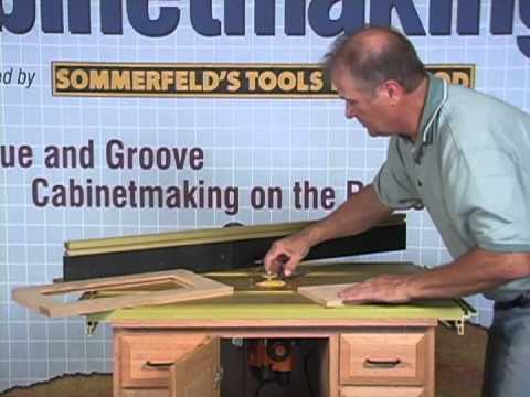 Sommerfeld's Tools for Wood - Shaker Raised Panels Made Easy with Marc Sommerfeld - Part 1