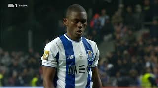2018/01/24  Sporting x FC Porto meia final  penaltys taça da liga.