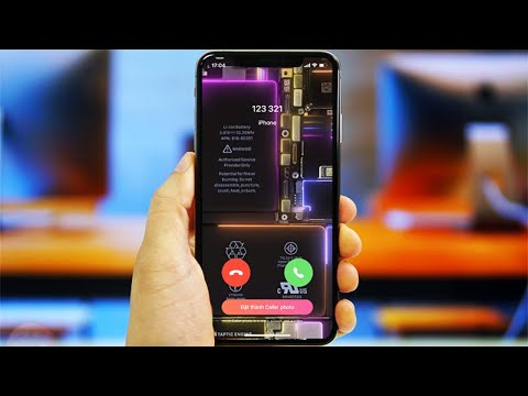 Make funny live wallpaper on iPhone