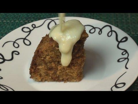 Treacle Sponge Pudding Recipe