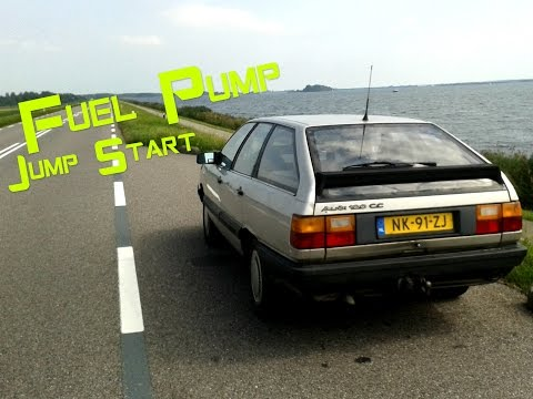 How To Start A Car With A Bad Fuel Pump DIY