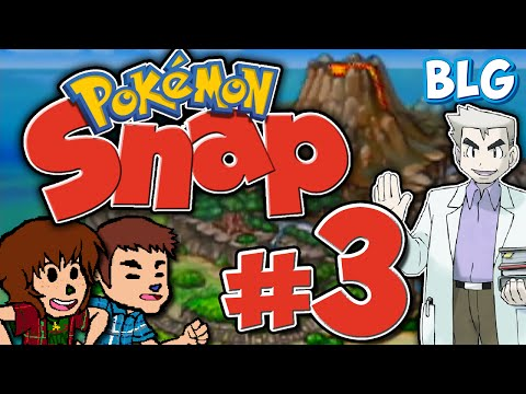 Let's Play Pokemon Snap - Part 3 - Pester Ball!!