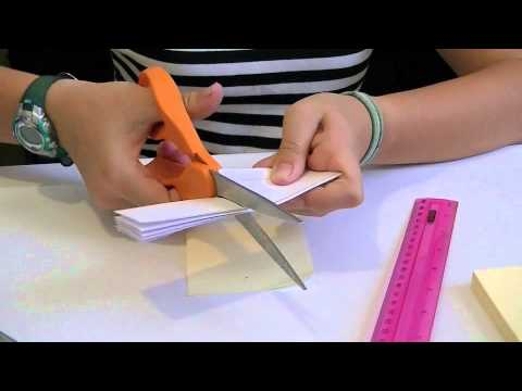 DIY How to spice up your flashcards