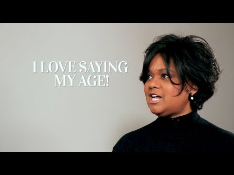 I Love My Age - A Conversation with Tonya Williams