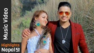 Tadpi Tadpi Bachdina Ma by Prem Rawal, Devi Gharti Dhakal   New Nepali Lok Dohori Song 2017/2073