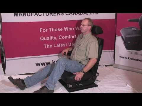 Knoedler Extreme Low-Rider Seat Video HD