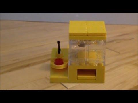 How to Make a Lego Claw Machine!