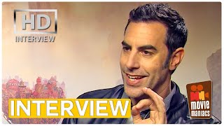 Alice Through the Looking Glass | Sacha Baron Cohen on his personal wonderland (Interview)