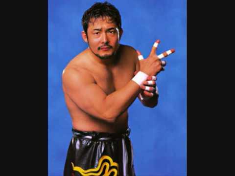 WWE Tajiri Theme