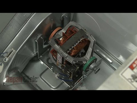 Whirlpool Electric Dryer Drive Motor Replacement #WPW10620755