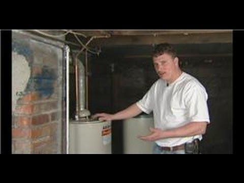 Plumbing & HVAC Maintenance : Gas Water Heater vs. Electric Water Heater