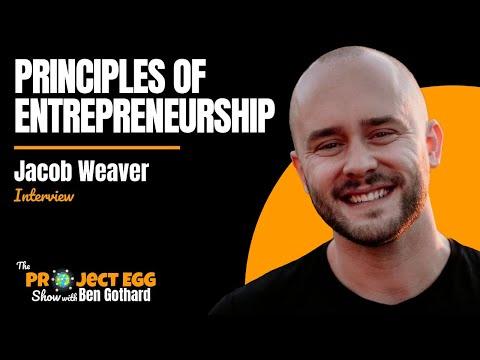 Jacob Weaver: Entrepreneurship Education With 7-Figure Entrepreneur