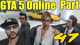The FGN Crew Plays: Grand Theft Auto 5 Online #47 - The Insurgent Pickup (PC)