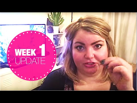 Week 1 RNY Gastric Bypass: in which this isn't real life