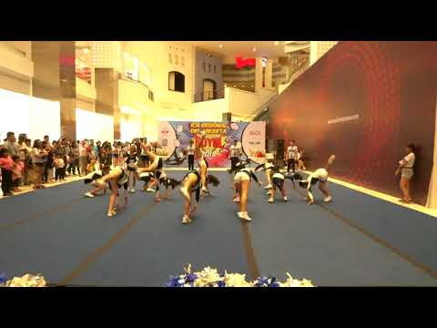 Xxx Mp4 Rays 3rd Place Royal Cup 2018 Team Cheer Lv 2 3gp Sex