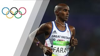 Mo Farah: My Rio Highlights