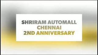Shriram Automall Chennai 2nd Anniversary a Grand success