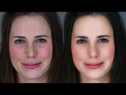 Simple Retouching Trick For Amazing Portraits - Make Skin Look Smooth and Bright in Photoshop