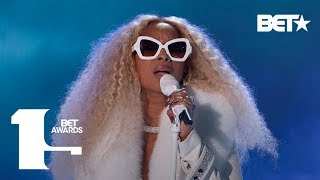 """Download Mary J. Blige Performs """"My Life,"""" Real Love,"""" & More In ICONIC Performance! 