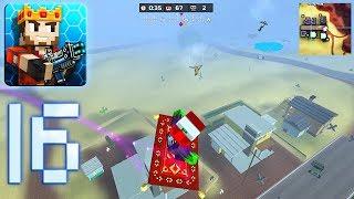 Pixel Gun 3D - Battle Royale Gameplay Part 15 - PakVim net
