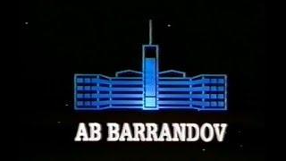 Studio Barrandov VHS Logo and Warning