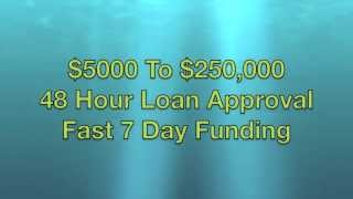 Florida Medical Small Business Funding 48 Hour Approval 5000 250000 F