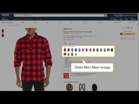 Selling Clothing & Accessories, Shoes, and Luggage on Amazon