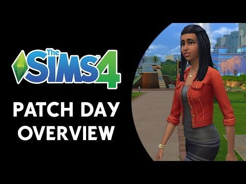 The Sims 4 Patch Day Overview! (TRIPLE BOOST WEEK + BUG FIXES!)