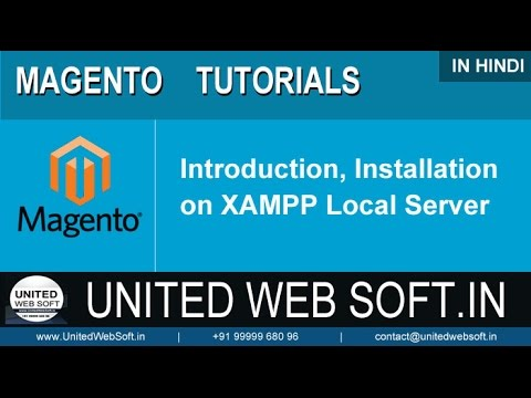 Magento 2 Installation , Learn advance Magento from scratch