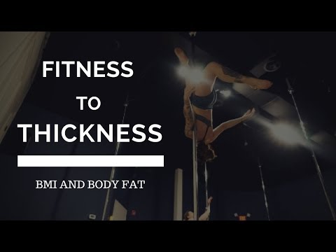 Fit to Thick: Calculating BMI and Body Fat