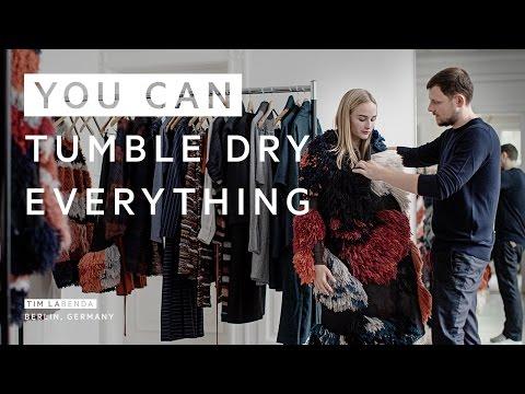 Tim Labenda on 'Do Not Tumble Dry'