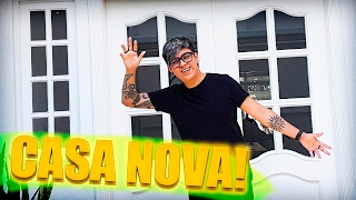 TOUR PELA NOVA CASA!