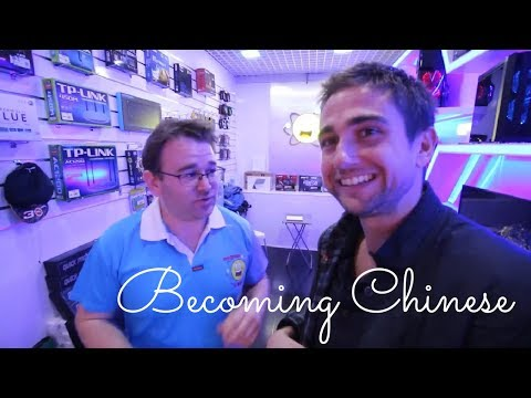 Becoming Chinese
