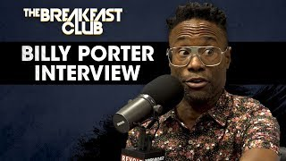 Billy Porter On His Return To