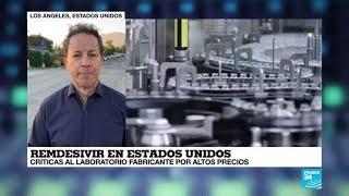 La vuelta al mundo de France 24: Remdesivir, el fármaco para combatir el covid-19
