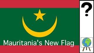 Why Did Mauritania Change its Flag?