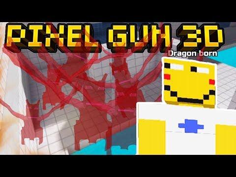 GRR!! HACKER JOINS MY GAME! | Pixel Gun 3D