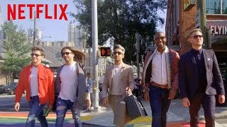 粉雄救兵   Netflix