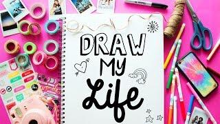 Download DRAW MY LIFE | LaurDIY Video