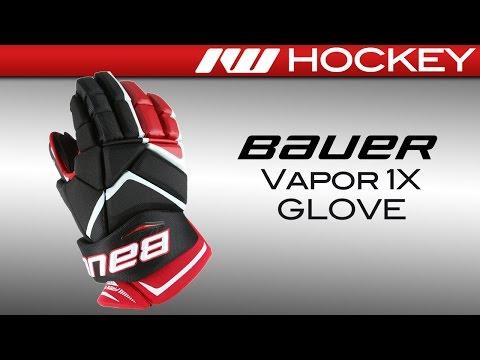 Bauer Vapor 1X Hockey Glove Review